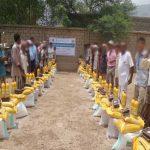 مشروع الدعم  العذائي للاسر الفقيرة