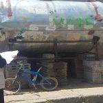 المسح الميداني لتقييم خزانات مياه السبيل  امانة العاصمة